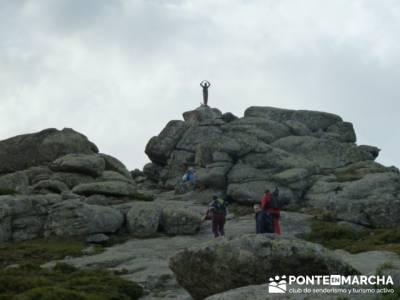 Ruta por el valle de Fuenfría, Siete Picos; escapadas por madrid; mapas senderismo